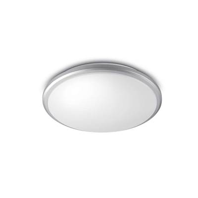 "PLAFON ""GUPPY"" GRIS LED 12 W"